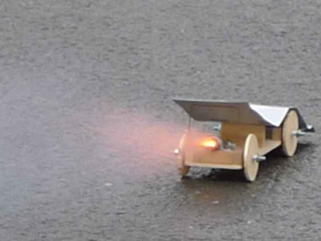 Raketenauto