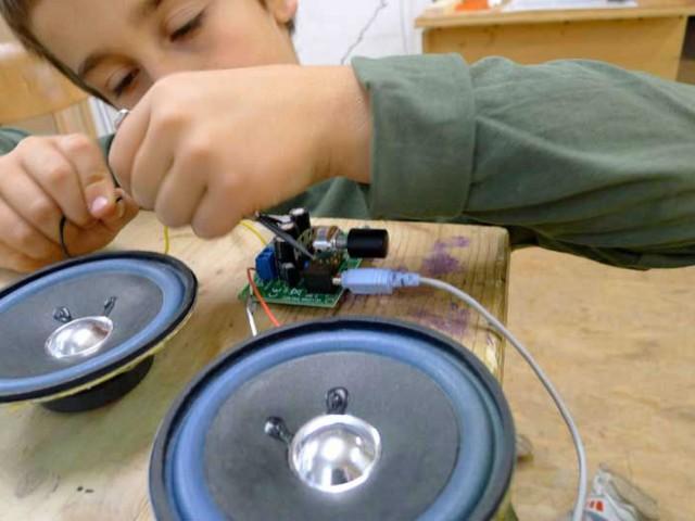 Lautsprecher – Akustik mit Design