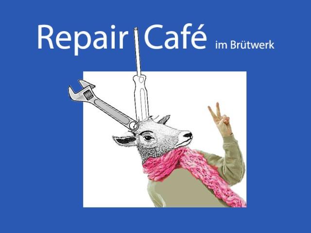Repair Cafés, die Nächsten !!!