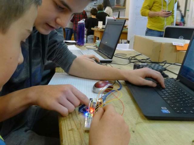 Grundkurs Arduino 1 und für Fortgeschrittene Arduino 2 – Audio