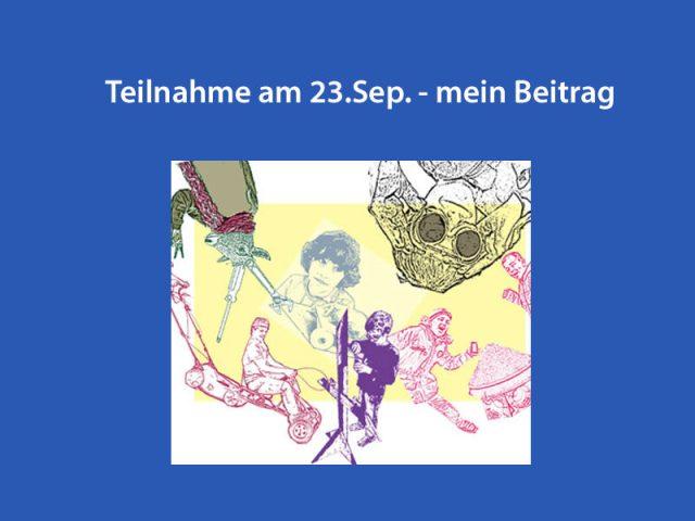 10 Jahre Brütwerk, 23. Sep. – mein Beitrag!